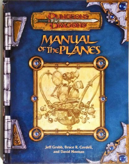 Manual of the Planes ( Dungeons & Dragons)