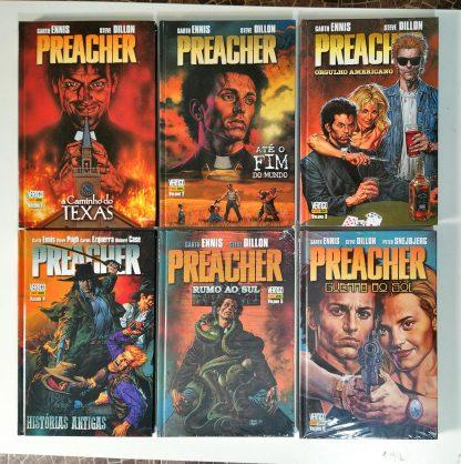 Coleção Preacher – 1 a 6