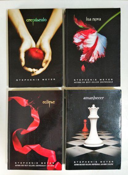 Coleção Crepúsculo – 4 Volumes