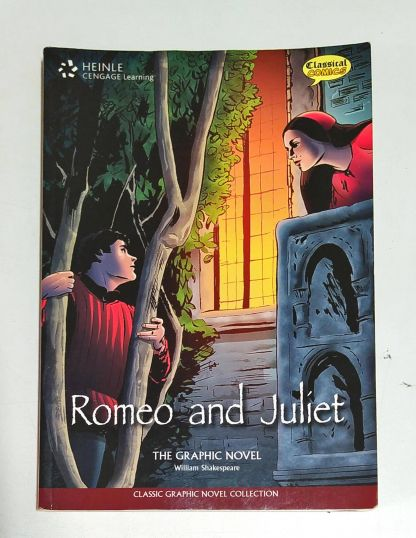 Romeo and Juliet – the Graphic Novel