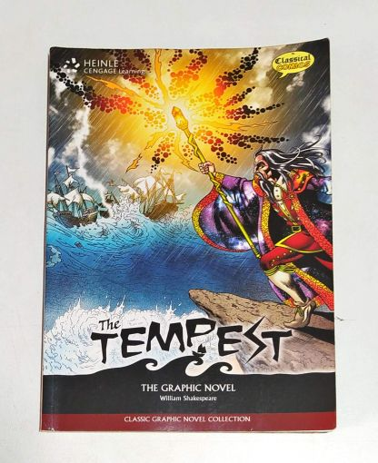 The Tempest – the Graphic Novel
