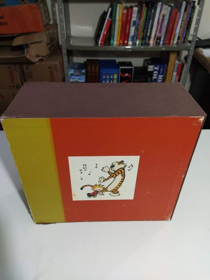 The Complete Calvin and Hobbes – Capa Dura