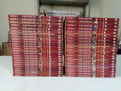 Coleção Mangás Fairy Tail – 1 ao 46