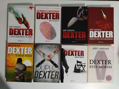 Coleção Série Dexter Completa – 8 Volumes
