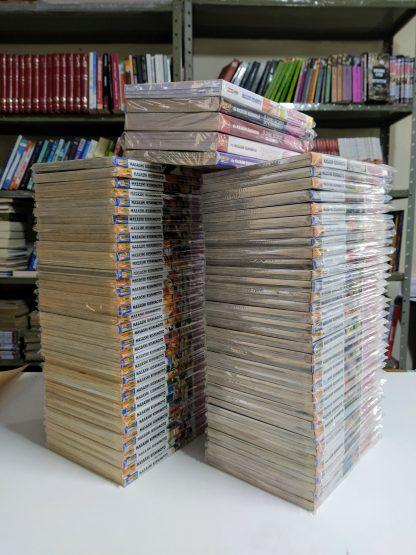Coleção Naruto Completa – 72 Volumes + 4 Guias + Gaiden + Brindes