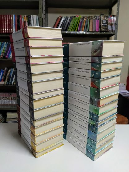 Coleção Obra Completa Padre António Vieira – 30 Volumes