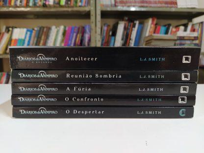 Coleção Série Diários do Vampiro – 5 Volumes