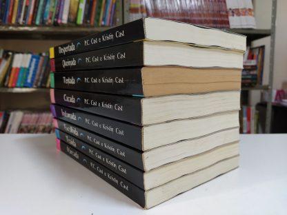 Série Coleção the House of Night – 8 Volumes