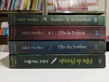 Coleção Sevenwaters – 4 Volumes
